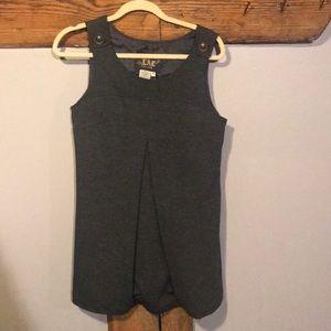 Dresses & Skirts - Grey romper dress